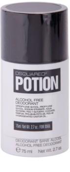 Dsquared2 Potion dédorant stick pour homme 75 ml