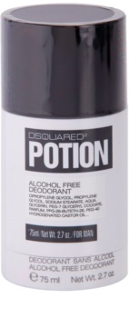 Dsquared2 Potion Deodorant Stick voor Mannen 75 ml