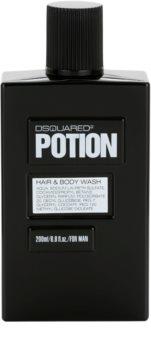 Dsquared2 Potion гель для душу для чоловіків 200 мл