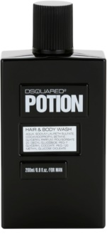 Dsquared2 Potion Shower Gel for Men 200 ml