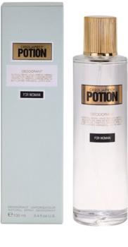 Dsquared2 Potion déodorant avec vaporisateur pour femme 100 ml