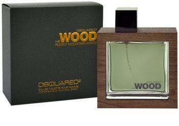 Dsquared2 He Wood Rocky Mountain toaletná voda pre mužov 100 ml