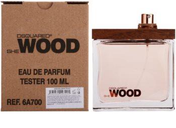 Dsquared2 She Wood eau de parfum teszter nőknek 100 ml