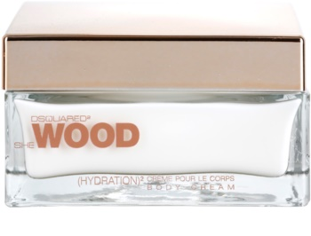 Dsquared2 She Wood Bodycrème voor Vrouwen  200 ml