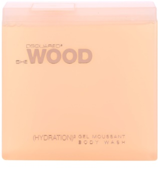 Dsquared2 She Wood gel douche pour femme 200 ml