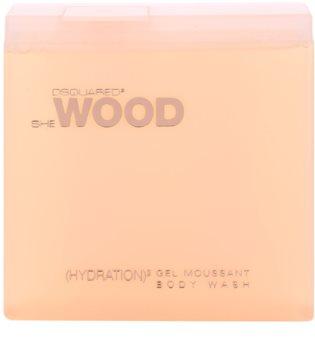 Dsquared2 She Wood sprchový gél pre ženy 200 ml