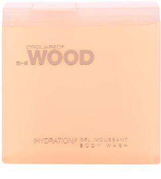 Dsquared2 She Wood żel pod prysznic dla kobiet 200 ml