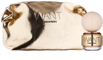 Dsquared2 Want coffret cadeau I.