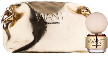 Dsquared2 Want confezione regalo I