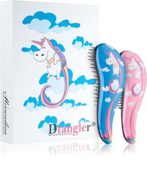 Dtangler Unicorn kozmetični set I.