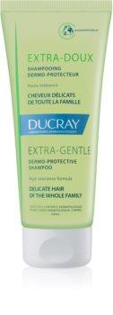 Ducray Extra-Doux champô para lavagem frequente de cabelo