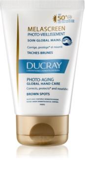 Ducray Melascreen комплексний догляд за руками SPF 50+ проти пігментних плям