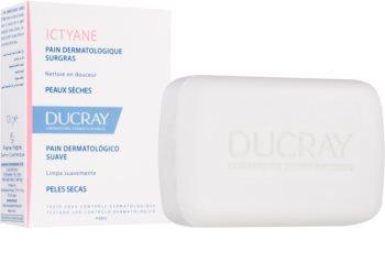 Ducray Ictyane tuhé mydlo pre suchú pleť