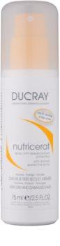 Ducray Nutricerat zaščitno pršilo proti izsuševanju las
