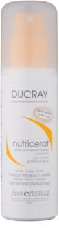 Ducray Nutricerat охоронний спрей захисний спрей для сухого волосся