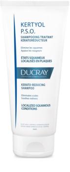 Ducray Kertyol P.S.O. jemný šampón proti lupinám