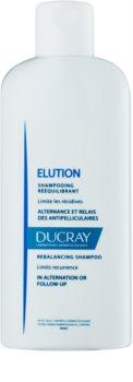 Ducray Elution šampon za obnovitev ravnovesja občutljivega lasišča