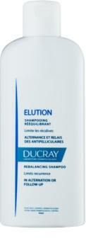 Ducray Elution shampoo riequilibrante per cuoi capelluti sensibili