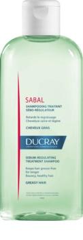 Ducray Sabal šampón pre mastné vlasy