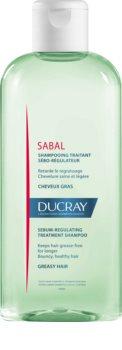 Ducray Sabal šampon pro mastné vlasy