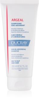 Ducray Argeal champô para cabelo oleoso