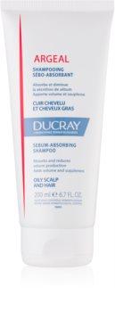 Ducray Argeal шампунь для жирного волосся