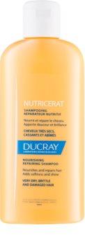 Ducray Nutricerat nährendes Shampoo zur Erneuerung und Stärkung der Haare