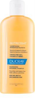 Ducray Nutricerat поживний шампунь для відновлення та зміцнення волосся
