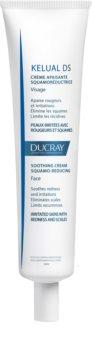 Ducray Kelual DS pomirjujoča krema za razdraženo, mastno in luskasto kožo