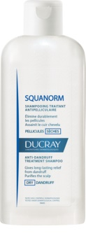 Ducray Squanorm Shampoo gegen trockene Schuppen