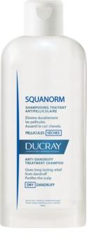 Ducray Squanorm Shampoo  tegen Droge Schilfers