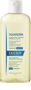 Ducray Squanorm шампунь проти жирної лупи