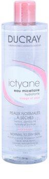 Ducray Ictyane feuchtigkeitsspendendes Mizellenwasser für normale und trockene Haut