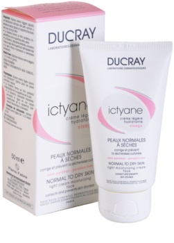 Ducray Ictyane Moisturising Cream For Normal To Dry Skin