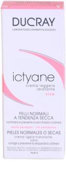 Ducray Ictyane Moisturising Cream For Normal To Dry Skin