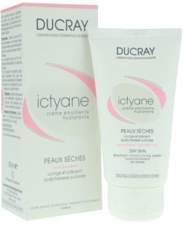 Ducray Ictyane Moisturizing Day Cream For Dry Skin