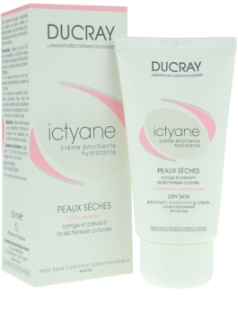 Ducray Ictyane Moisturizing Day Cream For Dry Skin