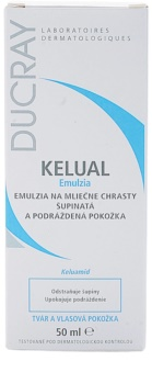 Ducray Kelual emulsión para pieles irritadas y con descamación