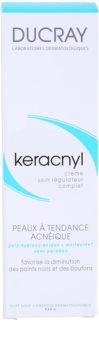 Ducray Keracnyl ingrijirea pielii impotriva punctelor negre