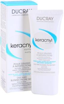 Ducray Keracnyl crema matificante para pieles grasas