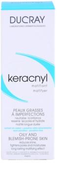 Ducray Keracnyl matirajoča krema za mastno kožo