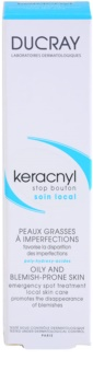 Ducray Keracnyl Lokalpflege für Unvollkommenheiten wegen Akne Haut
