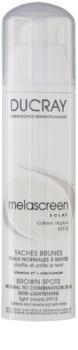 Ducray Melascreen Lichte Dagcrème tegen Pigment Vlekken  SPF15