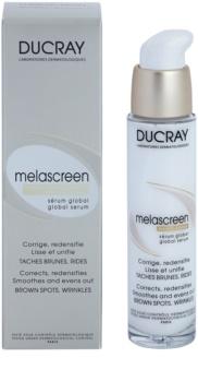 Ducray Melascreen kisimító szérum pigment foltok és ráncok ellen