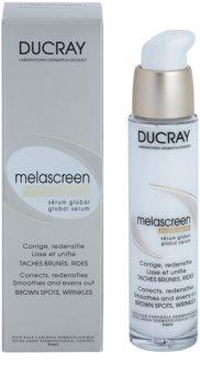 Ducray Melascreen vyhladzujúce sérum proti pigmentovým škvrnám a vráskam