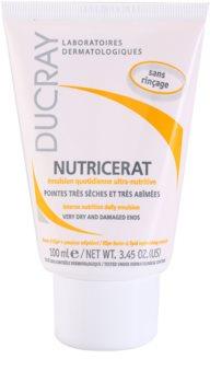 Ducray Nutricerat emulsión nutritiva para las puntas abiertas