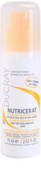 Ducray Nutricerat spray de proteção anti ressecamento de cabelo