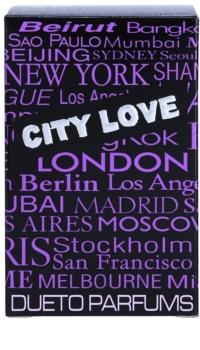 Dueto Parfums City Love Parfumovaná voda unisex 100 ml