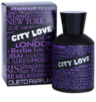 Dueto Parfums City Love Eau de Parfum unisex 100 ml