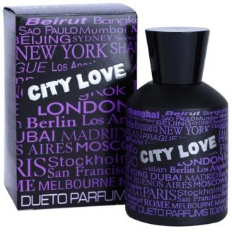 Dueto Parfums City Love parfémovaná voda unisex 100 ml